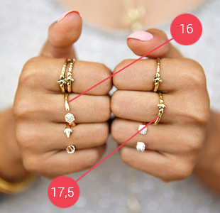 Как выбрать размер кольца и как понять размер кольца в домашних условиях  8a7be833637ad