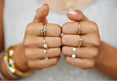 На каком пальце можно носить обручальное кольцо